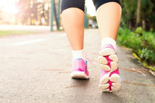 lose weight fast by staying active