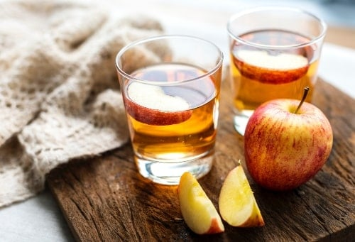 Apple cider vinegar- weight loss drinks