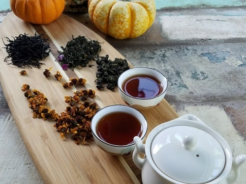 Black tea for weightloss