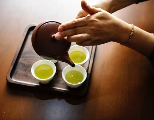 Green tea for weight-loss