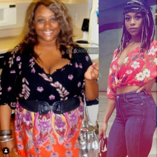 Cookie Miller Weight Loss