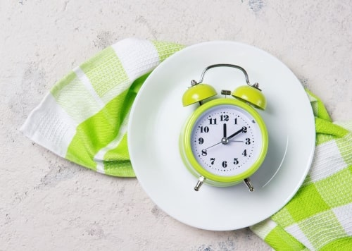 Body cleansing through fasting