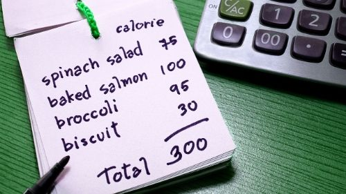 track calories