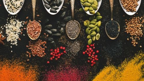Cook with more herbs and spices