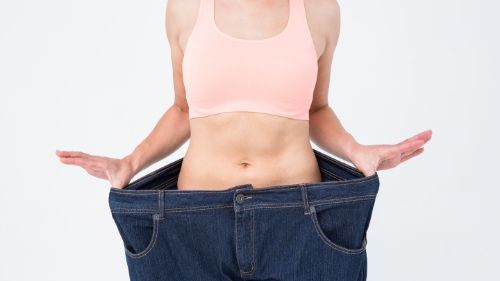 you can lose weight on the diet