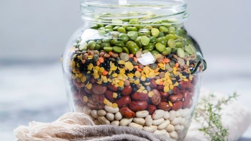 Legumes- best foods for weight loss