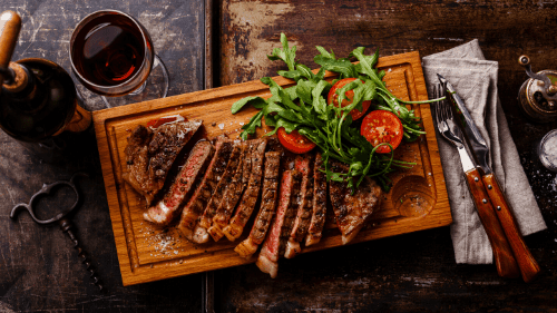 using a high protein diet