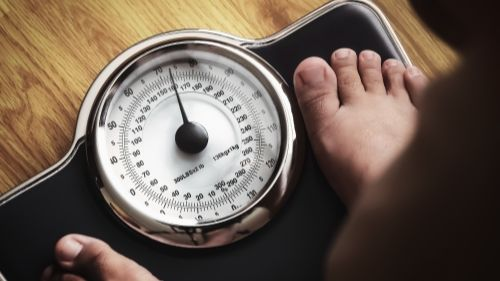 what is your current weight