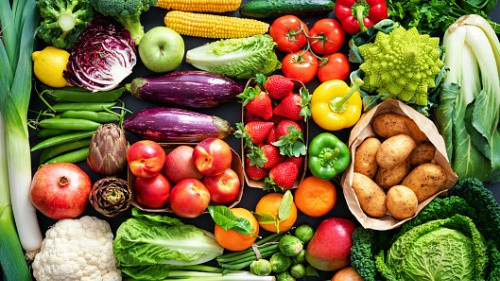 eating more fruits and vegetables to lose weight fast