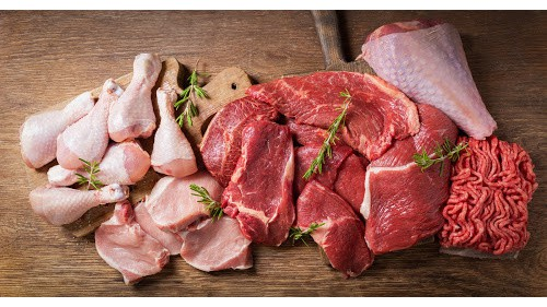 Filling high protein foods
