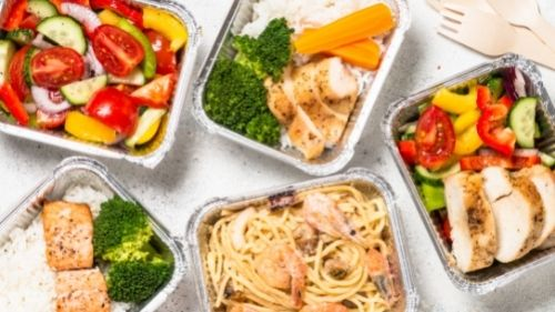 Adjust your diet for weight loss - how to lose weight with a busy schedule